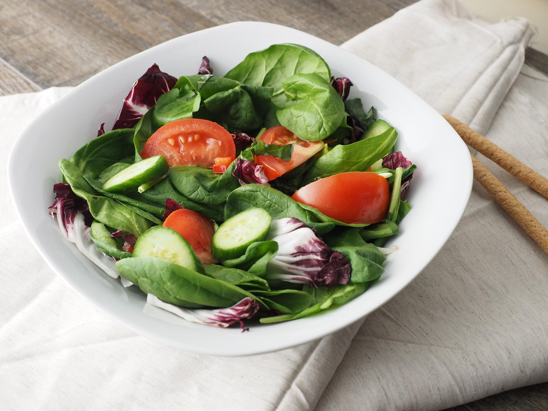 Zdrowe Jedzenie Zycie W Miescie