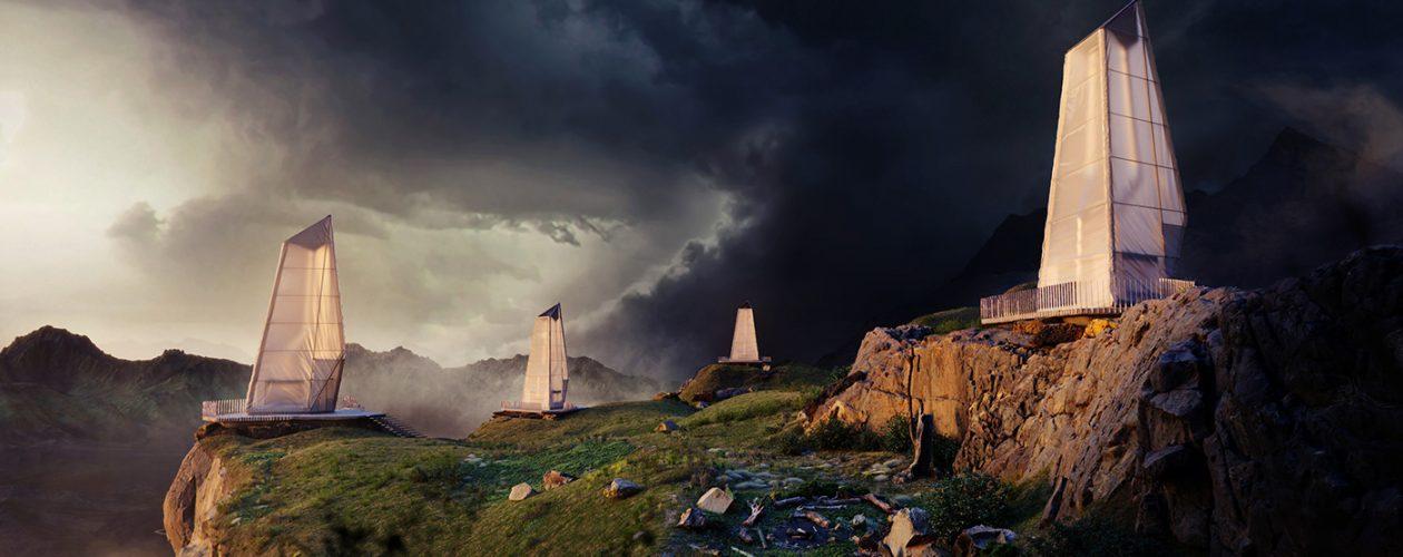 Polski architekt i jego projekt na Islandii