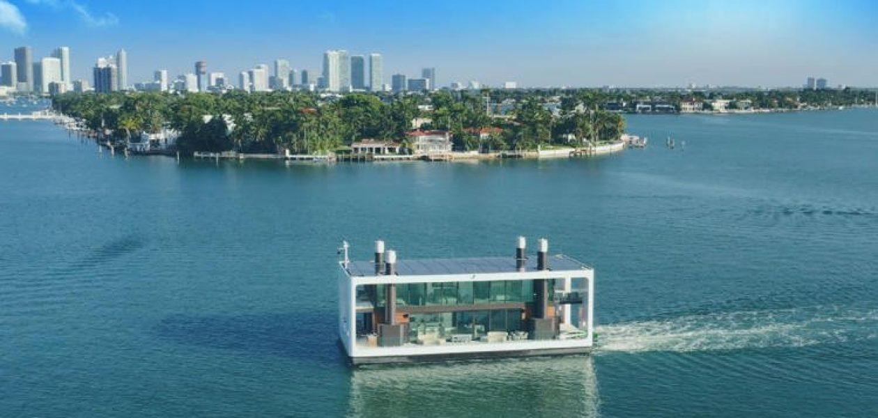 Ten pływający jacht o wartości 5,5 miliona dolarów to największy luksus na morzu