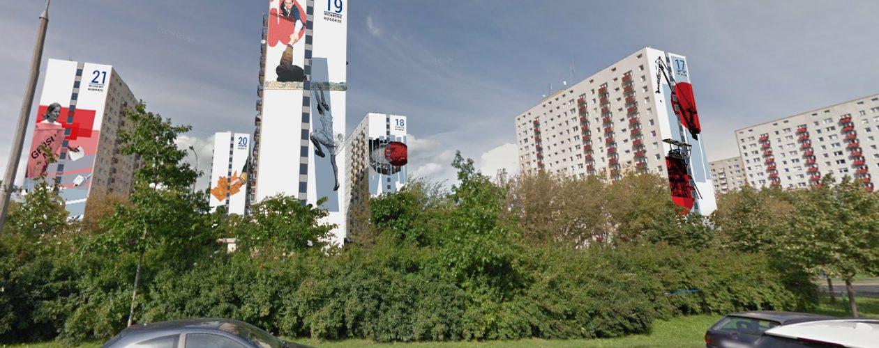 Aż 9 nowych murali powstanie na poznańskich Winogradach!