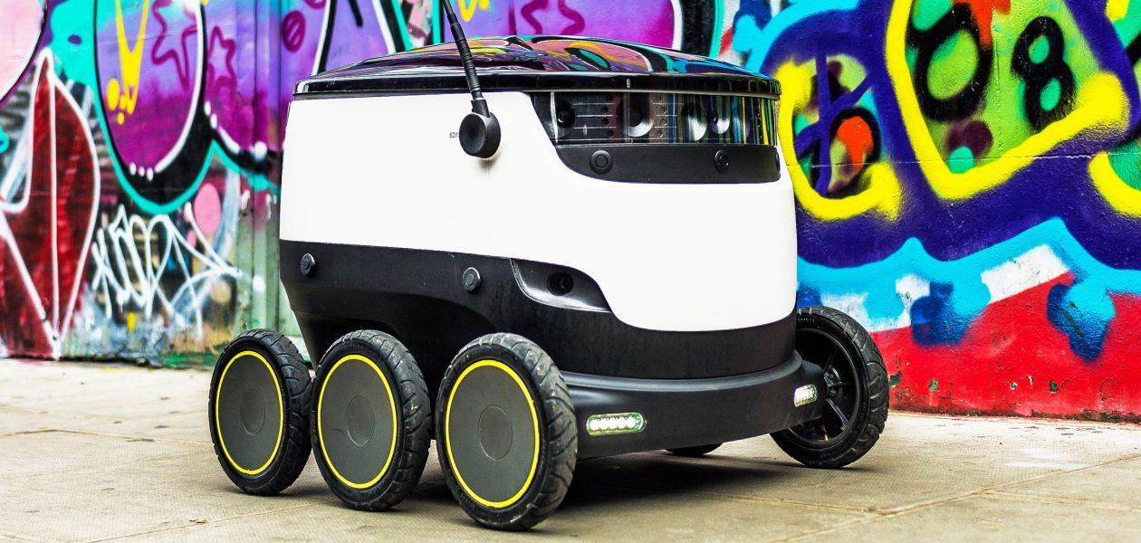 Robot dostarczy twoją paczkę. Pierwsze Amazon Scout już na ulicach.