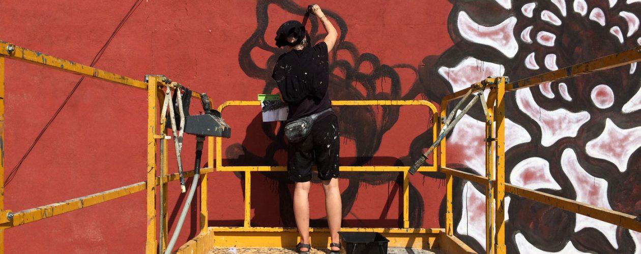 Nespoon to polski Banksy? Jej dzieła znajdziemy na całym świecie.