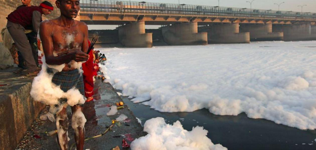 Najbardziej zanieczyszczone miejsca świata według National Geographic