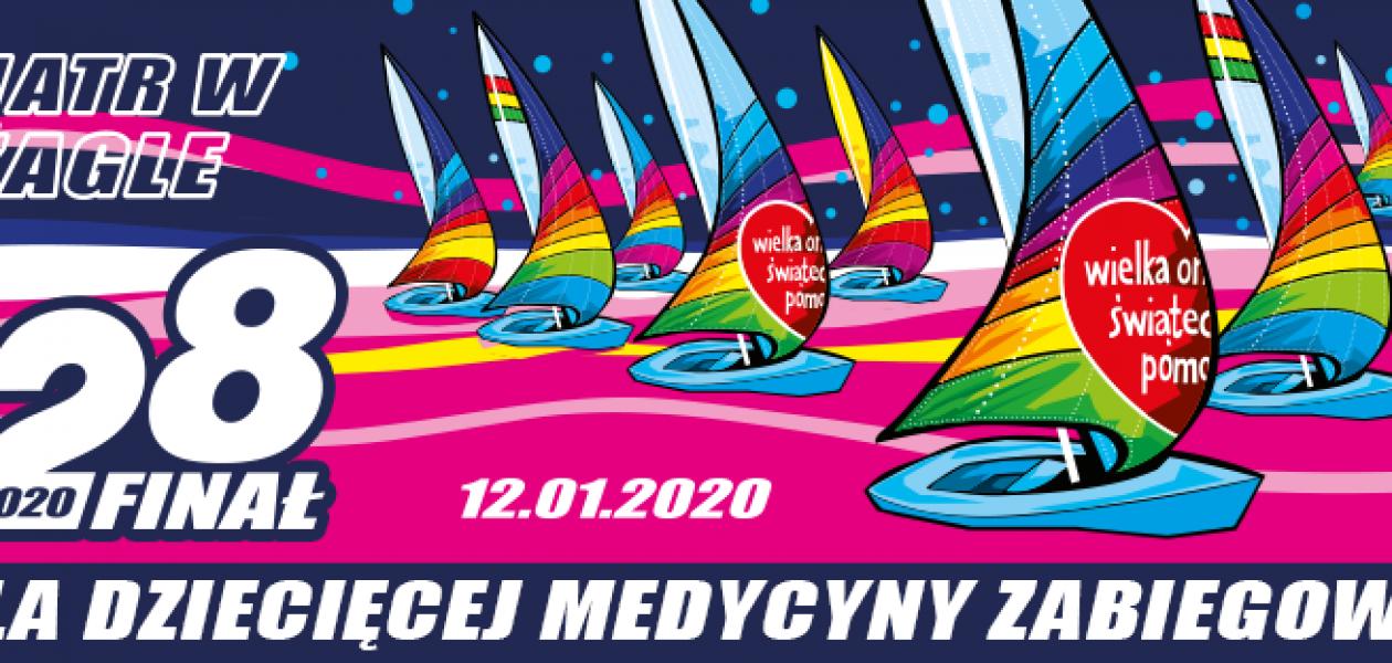 Finał WOŚP 2020 w Krakowie. Co się będzie działo w mieście?