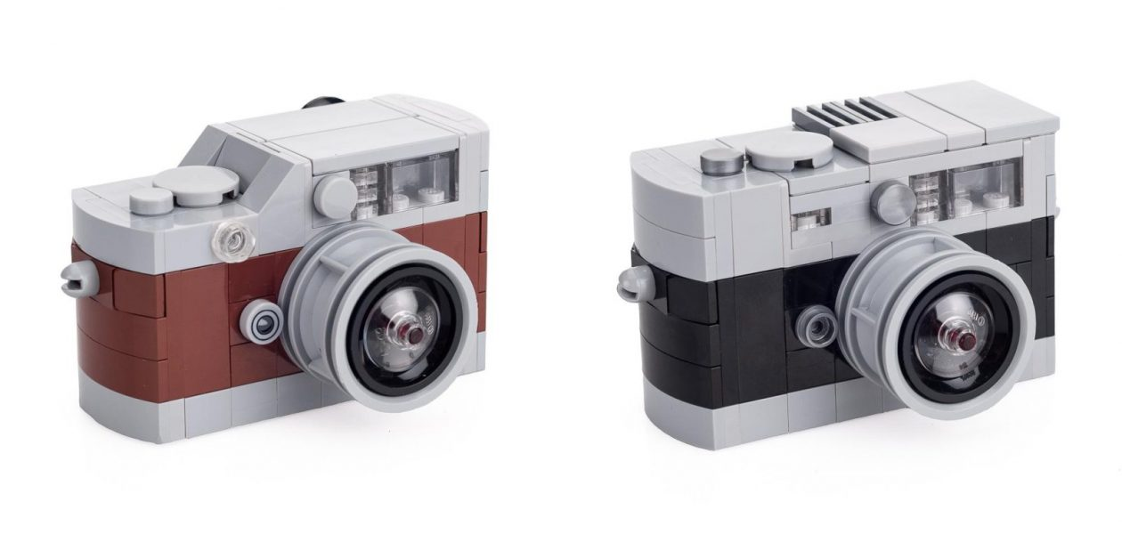Aparaty Leica i klocki Lego łączą siły i tworzą coś niesamowitego!