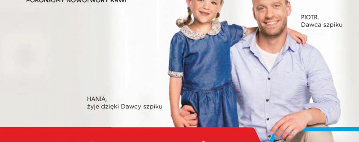 Kraków szuka genetycznych bliźniaków. Uratuj komuś życie.