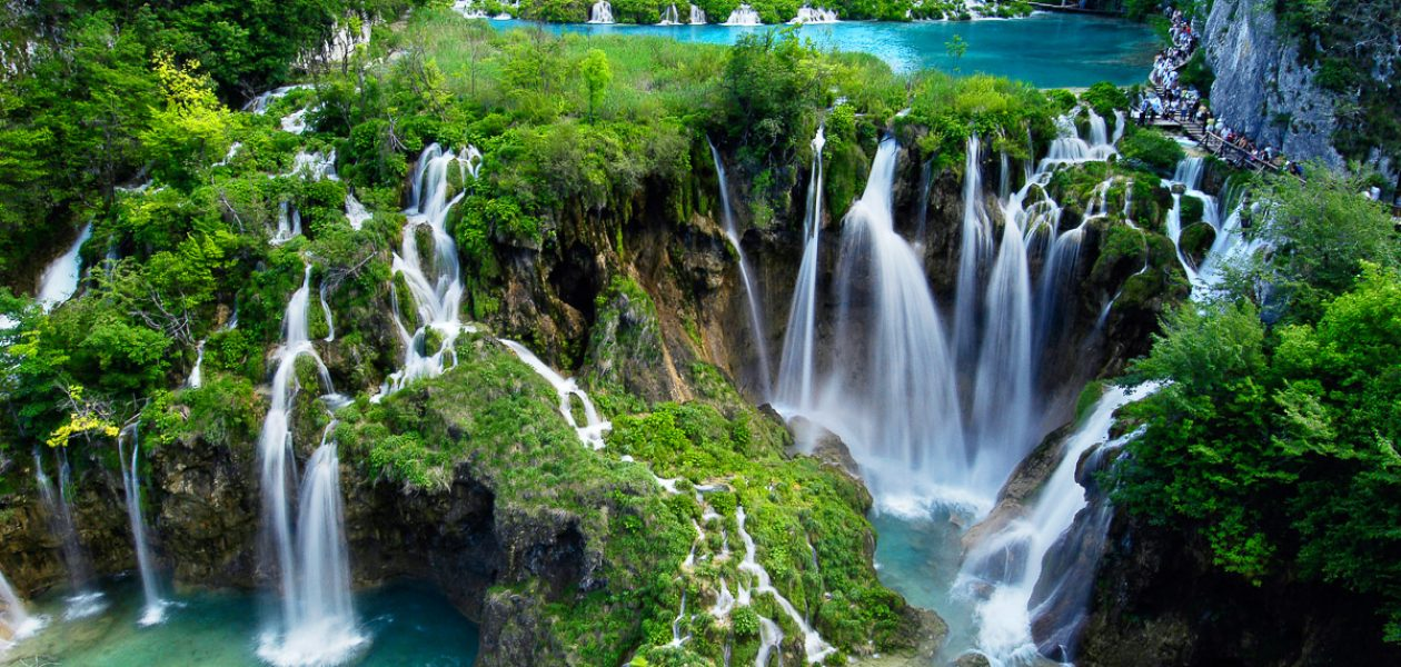 Chorwackie Jeziora Plitwickie to raj na ziemi!