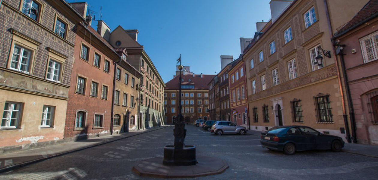 Tak wygląda Warszawa w czasie koronawirusa. Zobacz 21 zdjęć