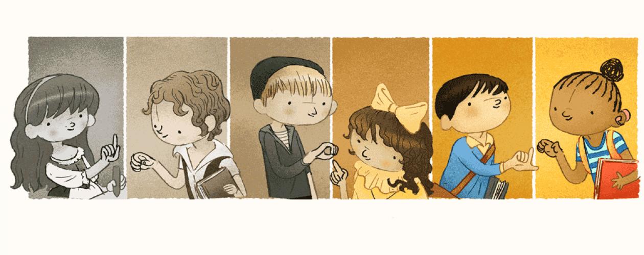 Google przypomina o wybitnym francuzie w dniu jego 306 urodzin!