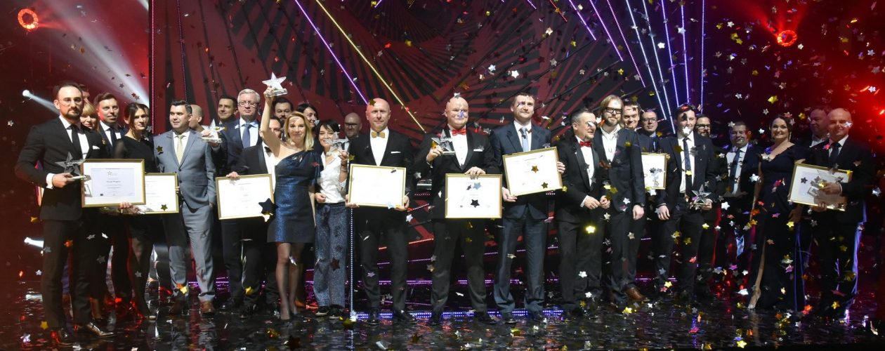 Poznań otrzymał nagrodę Outsourcing Stars!